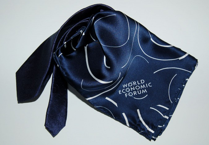 Personalised Ties & Scarfs made with solar energy