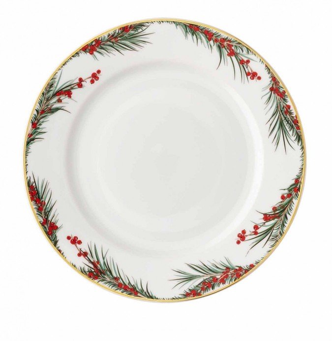 The Rosenthal Christmas Dinnerware YULE