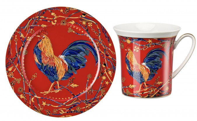 The Chinese Zodiac of Rosenthal