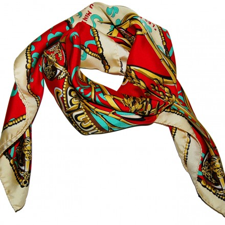 Thumbnail for Classic silk scarves